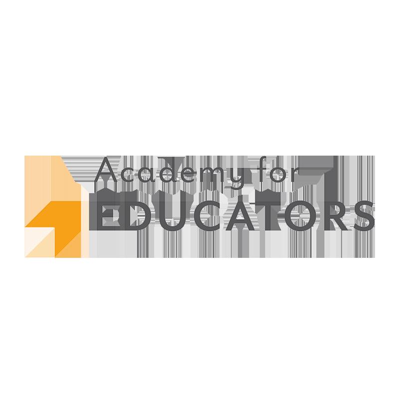 Logo of Academy for Educators